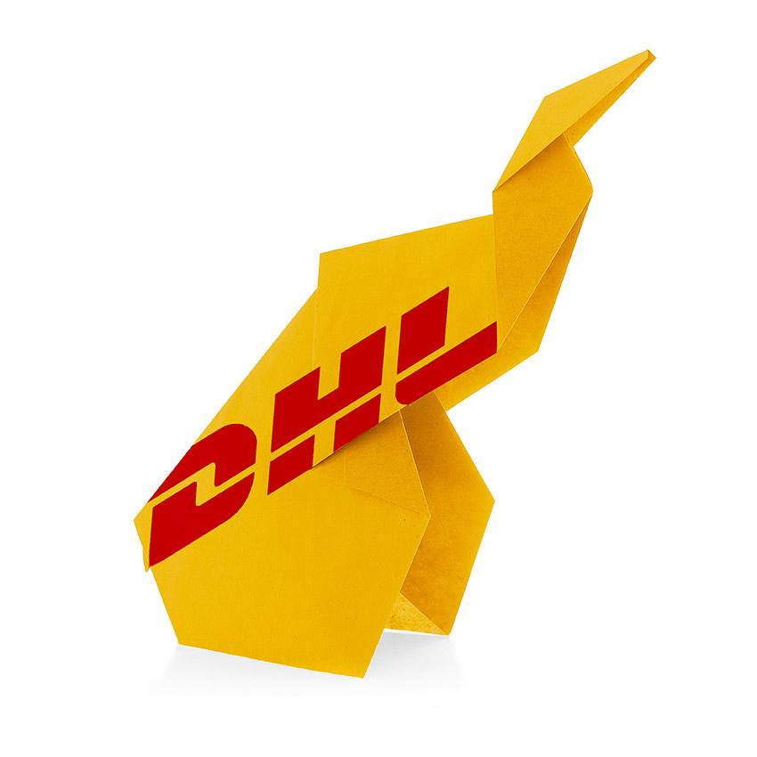 Referenz: DHL